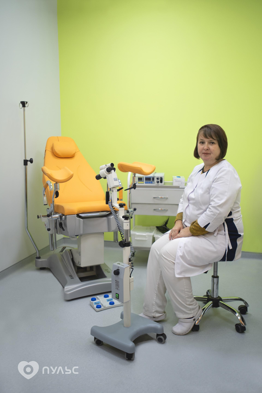 Акушер-гінеколог