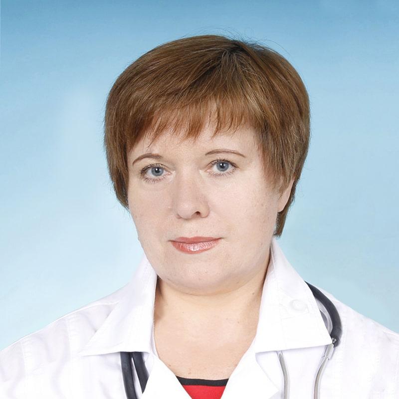 Склярова Наталія Анатоліївна