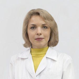 Lykova Elena Stepanovna