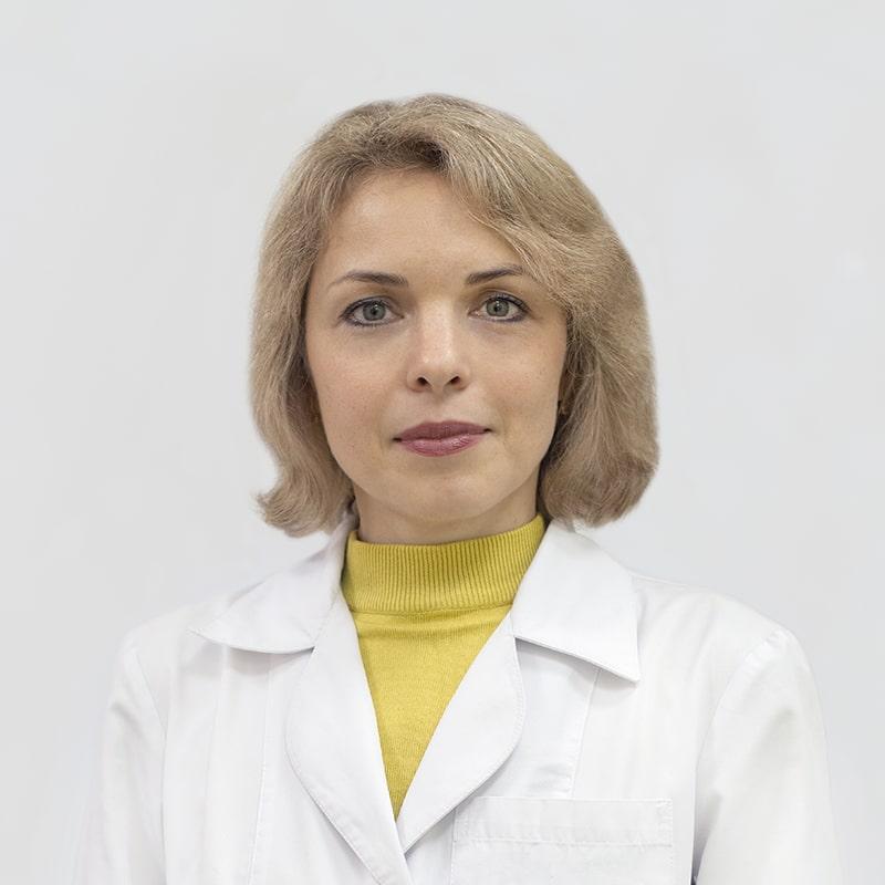 Лыкова Елена Степановна