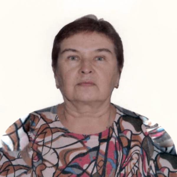 Khomenko Olena Ivanivna