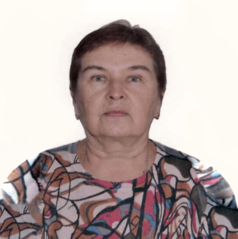 Хоменко Олена Іванівна