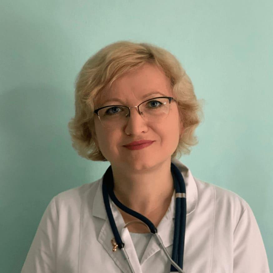 Ishchenko Nina Yulievna