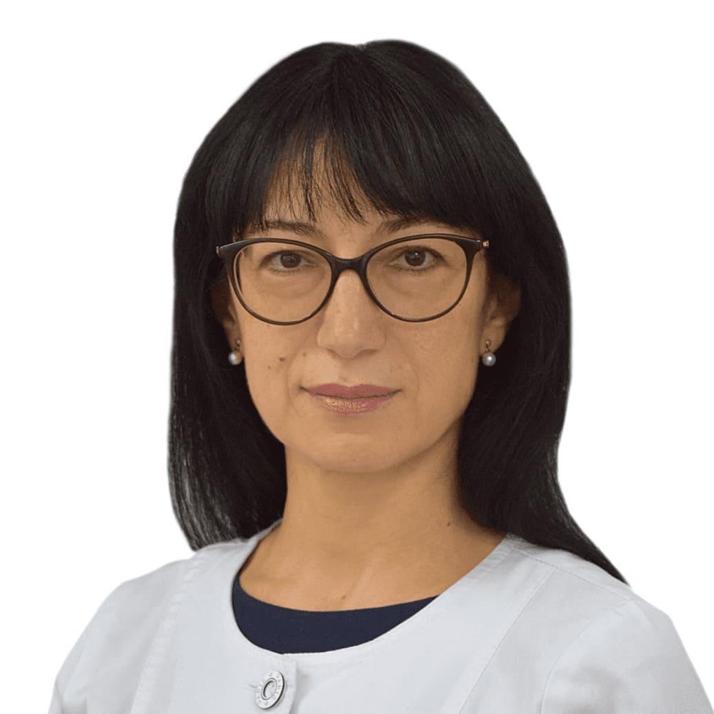 Амрахова Елена Ахмедовна